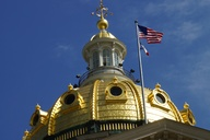 Iowa capital dome