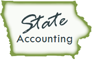 state accounting logo