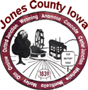 Jones County flag