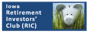 Link to Iowa Retirement Investors' Club (RIC) website